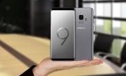 Samsung Galaxy S9 stars in hands-on photos