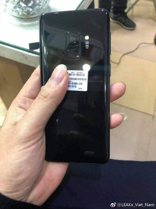 Leaked Samsung Galaxy S9 hands-on photos