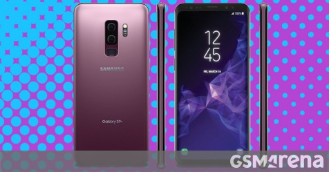 Samsung Galaxy S9 vs Galaxy S8: comparing the screen to body ratio