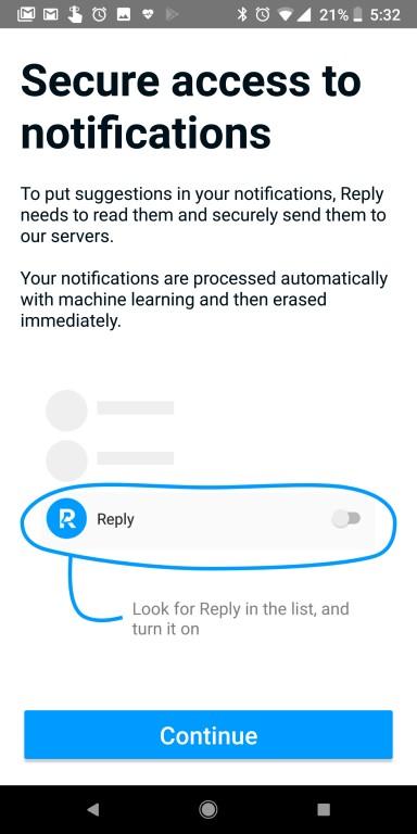 Hands-on with Reply, Google's new smart reply app - GSMArena com news