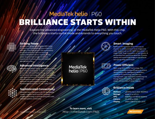 MediaTek Helio P60 infographic - click for full size