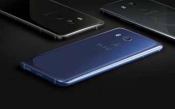 HTC U11+ launches in India, exclusive on Flipkart