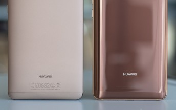 Huawei patents the Mate 20 name