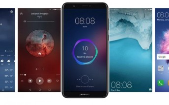 Huawei P smart now available in the UK