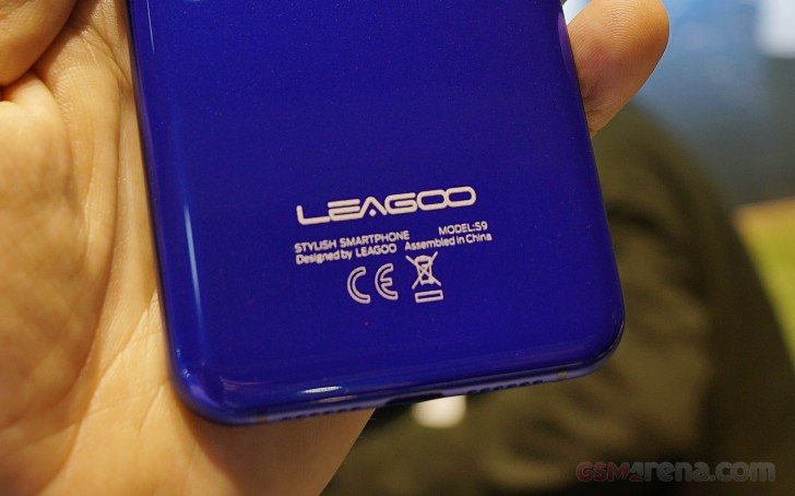 Leagoo S9 hands-on review