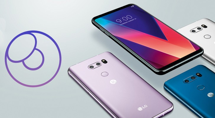 LG V30s with 256GB storage reportedly bought a ticket for the MWC