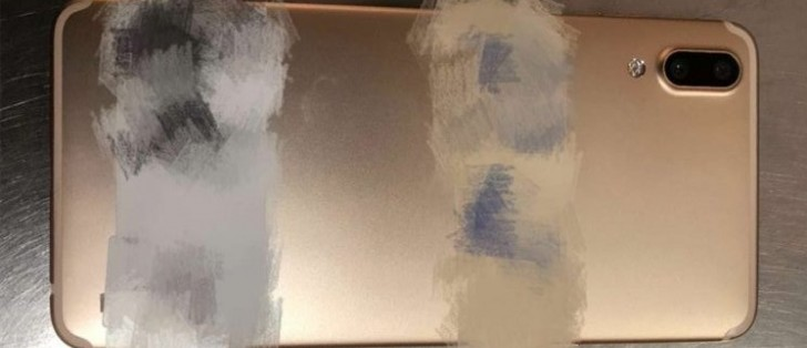 Meizu E3 leaks in live images with side-mounted fingerprint scanner