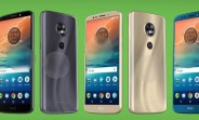 Moto G6 family confirmed to have 18:9 screens, G6 Play's chipset leaks