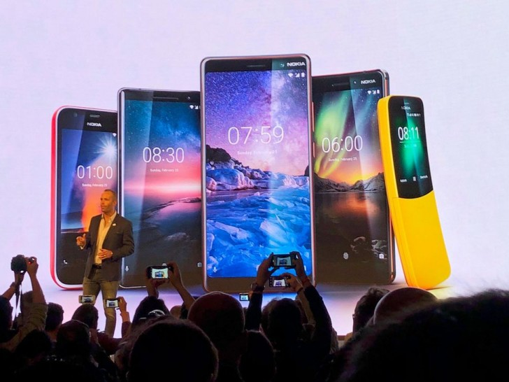 Nokia wants to be a Top 5 smartphone maker in 3-5 years ...