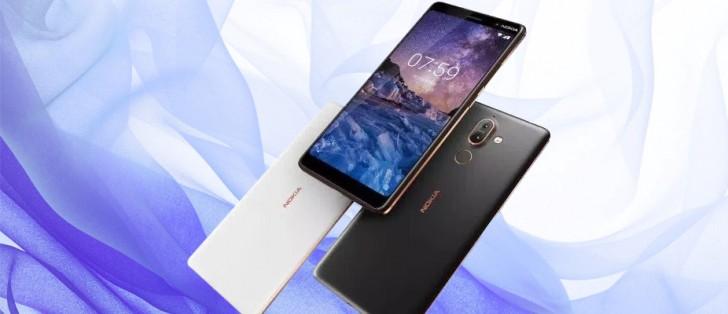 More Nokia 7 Plus images appear