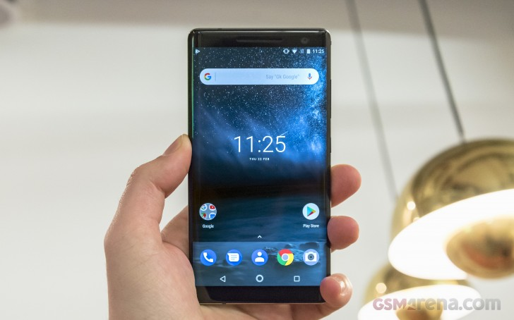 Nokia 8 Sirocco and Nokia 7 Plus are Nokia's flagships at the MWC 2018