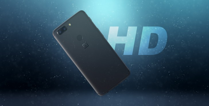 OnePlus 5/5T can now stream HD content, but there's a catch
