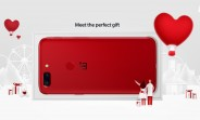 OnePlus 5T Lava Red becomes available in the US and Europe