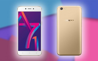 Oppo A71 (2018) arrives in India with 3 GB RAM