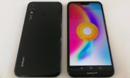 Huawei P20 Lite leaks with 5.6-inch screen, dual cameras and a notch