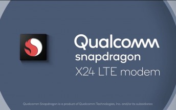 Qualcomm announces X24 (2 Gbps) and X50 (5 Gbps) modems