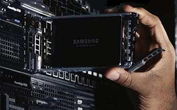 Samsung unveils 30.72TB SSD with blazing fast performance
