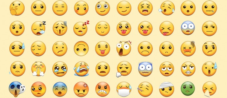 Samsung emoji keyboard