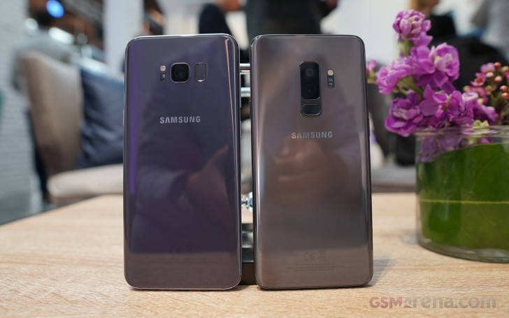 Samsung Galaxy S9+ vs. Apple iPhone X shootout