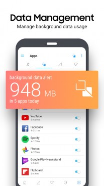 Samsung Max will optimize your data use
