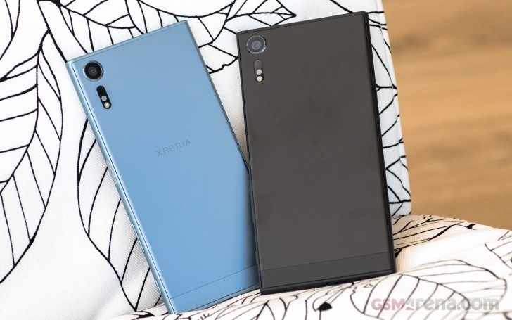 """Sony patches up Xperia XZ, Xperia XZs and X Performance for """"Spectre"""