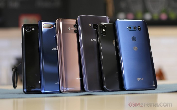 Global smartphone sales growth will slow down in 2018 — TrendForce