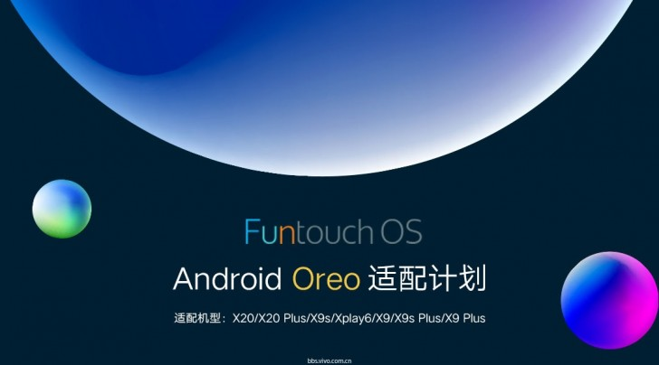 Android Oreo arrives to 7 vivo phones in April