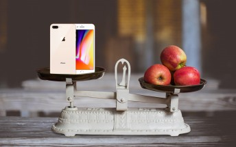 Weekly poll: what's the ideal weight for a phone?
