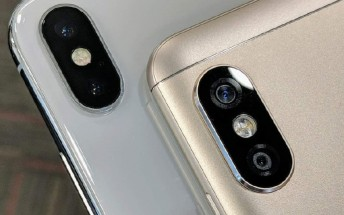 First live photo of Redmi Note 5 Pro reveals iPhone X-like camera