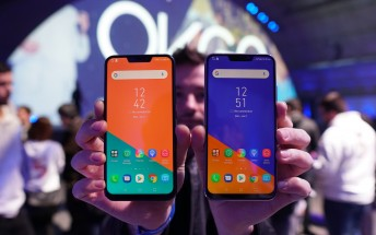 Asus Zenfone 5 and 5z have smaller notches than the