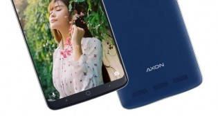 ZTE Axon 9 (images leaked on Weibo)