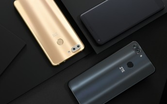 The Blade V9 and V9 VITA are ZTE's latest mid-rangers