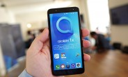 alcatel's Android Go  phone – the 1X - is hitting the US