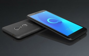alcatel 1X coming to India soon with 18:9 screen, Android Go Edition