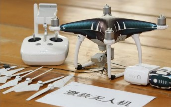 Chinese Customs busted 26 suspects who used drones to smuggle iPhones into China