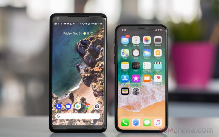 Consumer Reports says iPhone X has the best camera, Google Pixel nowhere on  the list - GSMArena.com news