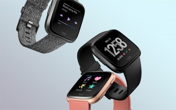 Fitbit Versa unveiled: Pebble Time Steel's spiritual successor