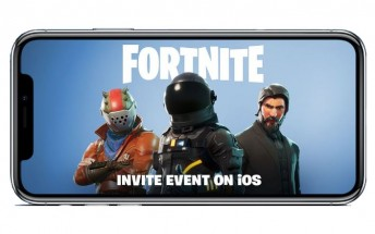 Fortnite Battle Royale coming to mobile, available next week on iOS