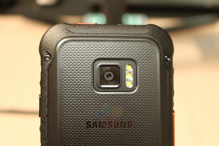 Rugged Samsung leaks: likely the Xcover 5