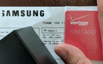 Samsung acknowledges SIM goof-up in Galaxy S9 shipments