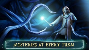 Harry Potter: Hogwarts Myster is an RPG set in 1980's