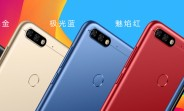 Honor 7C is official - 18:9 screen, Face Unlock and Portrait camera