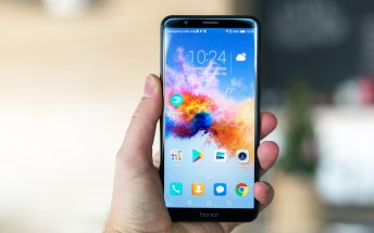 Honor 7X Oreo Beta goes live in four EU countries