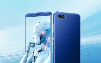 Honor View 10 now on pre-order in the US, shipments are later this month