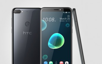 HTC Desire 12 and Desire 12+ go live in India