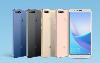 Huawei announces familiar-looking Enjoy 8 phones