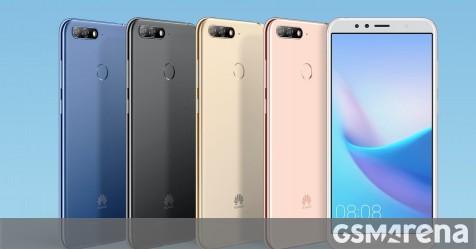 Huawei announces familiar-looking Enjoy 8 phones - GSMArena