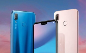 Huawei P20 Lite now available at Vodafone UK