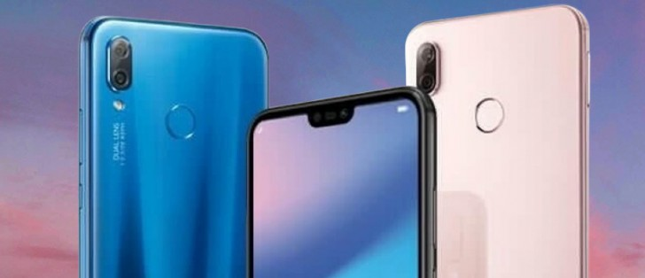Huawei P20 Lite Nova 3e Appears In Short Hands On Video Gsmarena