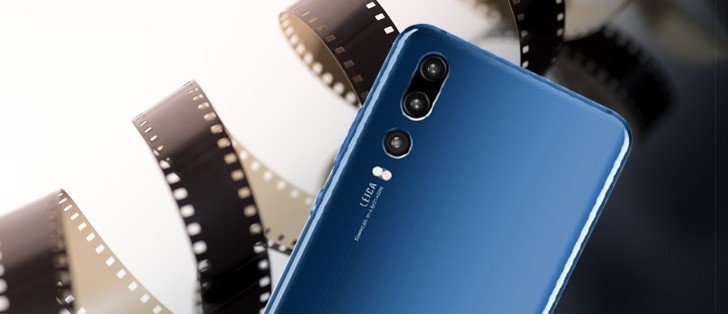 Huawei P20 promo images show off the AI-powered triple camera